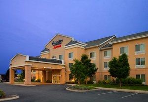 Exterior view - Fairfield Inn & Suites by Marriott Lock Haven