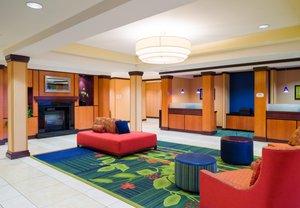 Lobby - Fairfield Inn & Suites by Marriott Lock Haven