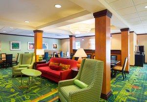 Restaurant - Fairfield Inn & Suites by Marriott Lock Haven