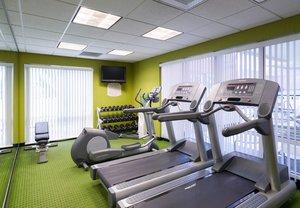 Fitness/ Exercise Room - Fairfield Inn & Suites by Marriott Lock Haven