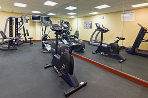 Fitness/ Exercise Room - Holiday Inn Totowa