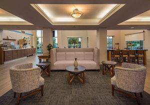 Lobby - Holiday Inn Express Hotel & Suites Carson City