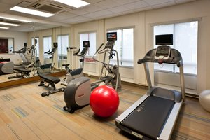 Fitness/ Exercise Room - Holiday Inn Express Hotel & Suites Scott