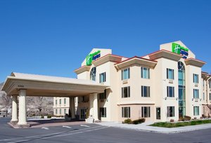 Exterior view - Holiday Inn Express Hotel & Suites Carson City