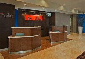 Lobby - Courtyard by Marriott Hotel Bossier City