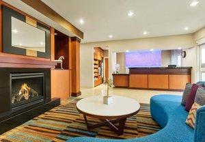 Lobby - Fairfield Inn by Marriott Council Bluffs