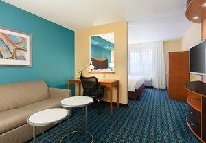 Room - Fairfield Inn by Marriott Council Bluffs