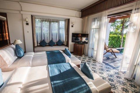 Ocean View Pool Villa at The Anam Villas