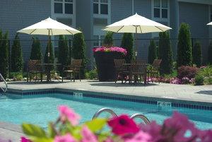 Pool - Holiday Inn Hyannis