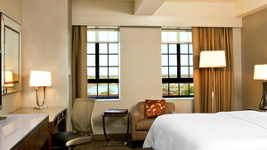 Room - Westin Portland Harborview Hotel