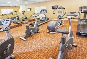 Fitness/ Exercise Room - Holiday Inn Hyannis