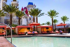 Pool - MGM Excalibur Hotel & Casino Las Vegas