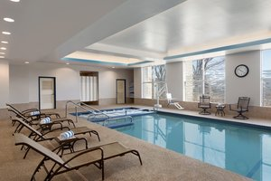 Pool - DoubleTree Suites by Hilton Hotel Allston