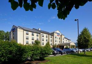Exterior view - Fairfield Inn & Suites by Marriott Cumberland