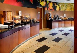 Restaurant - Fairfield Inn & Suites by Marriott Cumberland