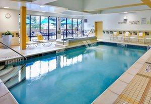 Fitness/ Exercise Room - Fairfield Inn & Suites by Marriott Cumberland