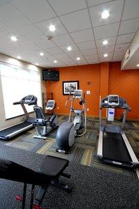 Fitness/ Exercise Room - Holiday Inn Houma