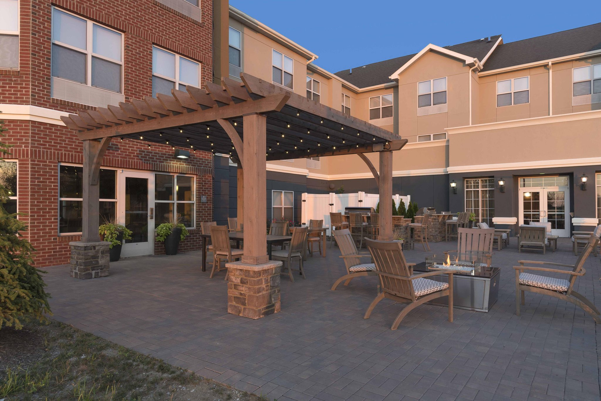 Homewood Suites by Hilton Indpls Airport - Plainfield IN