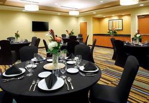 Ballroom - Fairfield Inn & Suites by Marriott Cumberland