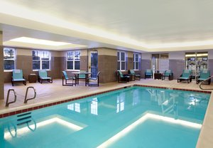 Fitness/ Exercise Room - Residence Inn by Marriott North Colorado Springs