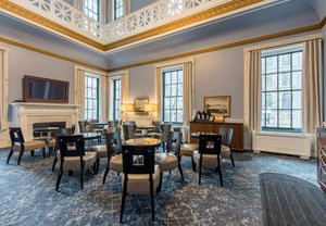 Bar - Marriott Vacation Club Custom House Hotel Boston