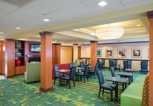 Restaurant - Fairfield Inn & Suites by Marriott Huntingdon