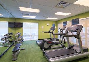 Fitness/ Exercise Room - Fairfield Inn & Suites by Marriott Huntingdon