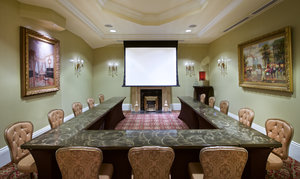 Meeting Facilities - Le Pavillon Hotel New Orleans