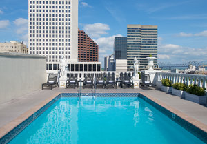 Pool - Le Pavillon Hotel New Orleans