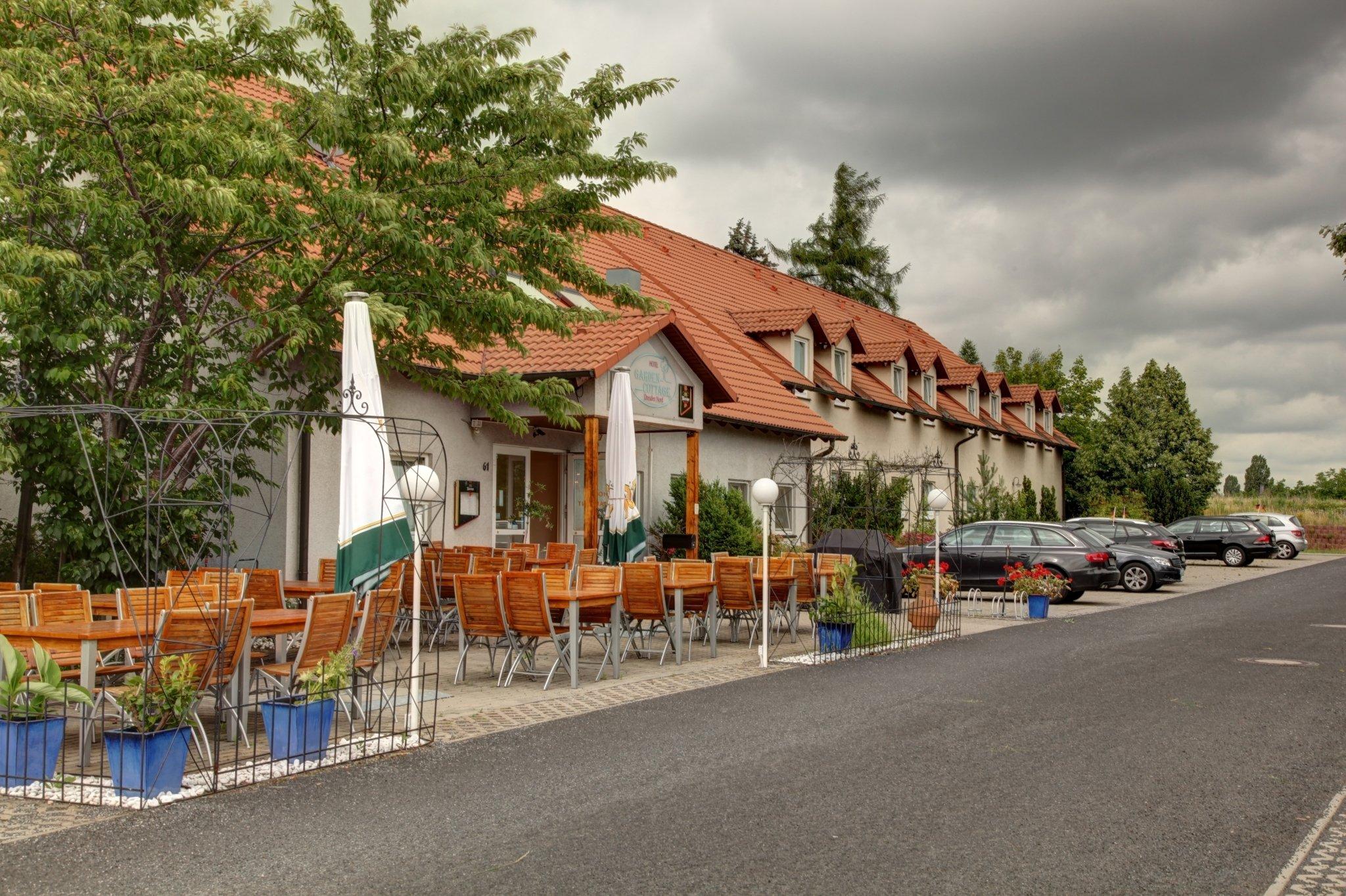 Appart Hotel Garden Cottage