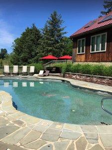 Pool - Glasbern Inn Fogelsville