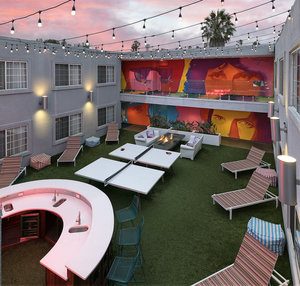 Recreation - Kinney Hotel Marina del Rey