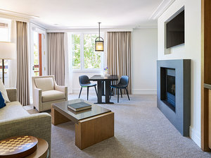 Suite - Little Nell Hotel Aspen