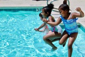 Pool - DoubleTree by Hilton Hotel Las Vegas Airport