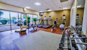 Fitness/ Exercise Room - DoubleTree by Hilton Hotel Las Vegas Airport