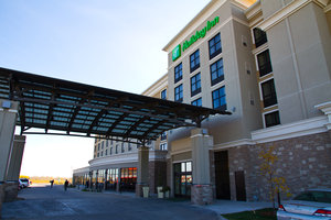 Exterior view - Holiday Inn Hotel & Suites Red Deer