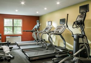 Fitness/ Exercise Room - TownePlace Suites by Marriott Williston