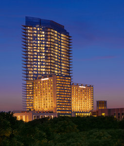 Exterior view - Omni Fort Worth Hotel