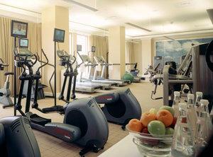 Fitness/ Exercise Room - Mokara Hotel and Spa San Antonio