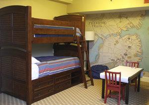 Suite - Omni Parker House Hotel Boston