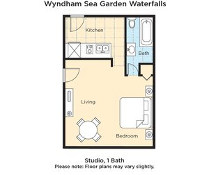 Room - Wyndham Sea Gardens Resort Pompano Beach