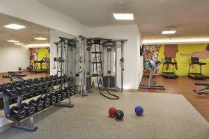 Fitness/ Exercise Room - DoubleTree by Hilton Hotel Perimeter Dunwoody Atlanta