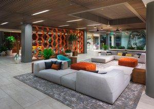 Lobby - Hotel Eastlund Portland