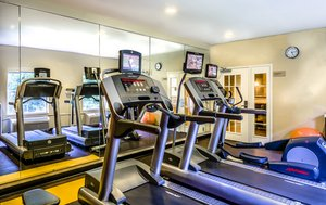 Fitness/ Exercise Room - TownePlace Suites by Marriott BWI Airport Linthicum