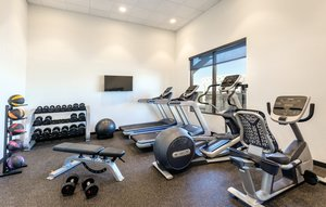 Fitness/ Exercise Room - Worldmark Condos Marble Falls