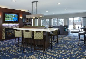 Lobby - Courtyard by Marriott Hotel Natick