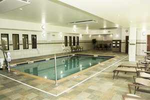 Pool - Holiday Inn Express Hotel & Suites Mason City
