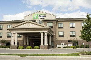 Exterior view - Holiday Inn Express Hotel & Suites Mason City