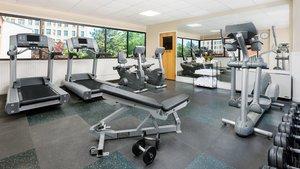 Fitness/ Exercise Room - Holiday Inn Brookline