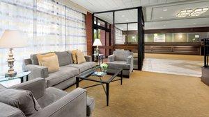 Lobby - Holiday Inn Brookline